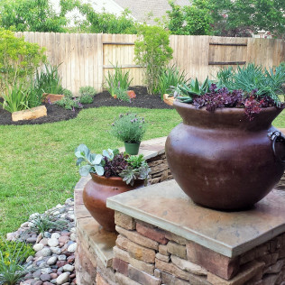 landscape installation missouri city tx