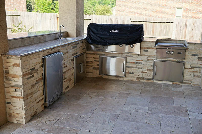 Outdoor Kitchen Construction, Fire Pits, Patios: Missouri ...