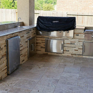 outdoor kitchen construction sugar land tx