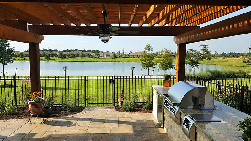pergola builders missouri city tx