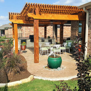 pergola builders sugar land tx