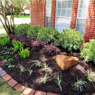 landscape design missouri city tx