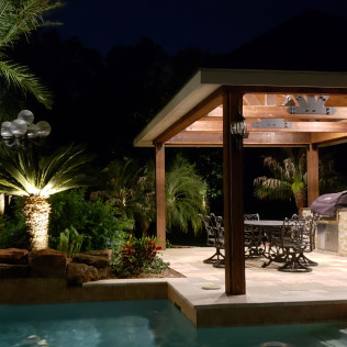 outdoor lighting installation missouri city tx