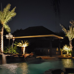 outdoor lighting installation sugar land tx