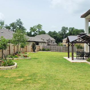landscapers katy tx